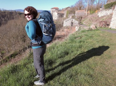 Camino Day One